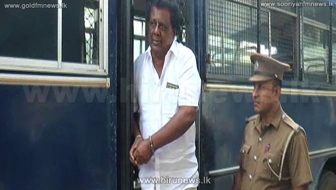Former+Fisheries+Deputy+Minister+Sarath+Kumara+granted+bail