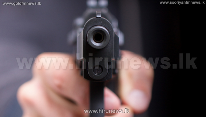 Police+Officer+of+Mangalagama+shoots+himself