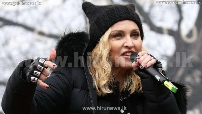 Row+erupts+over+Madonna%27s+comments+about+US+President+Donald+Trump