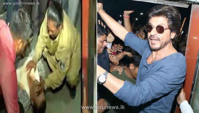 Shah+Rukh+Khan+rides+train+to+promote+Raees%3B+one+dead
