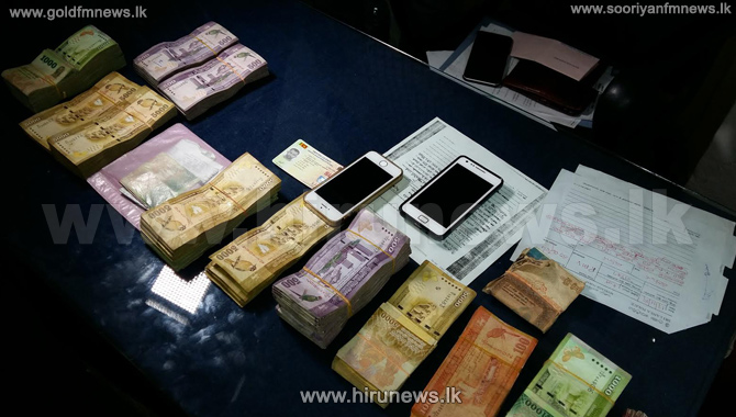 Suspects+who+stole+Rs.+58+lakhs+from+Madagama+Bank+arrested