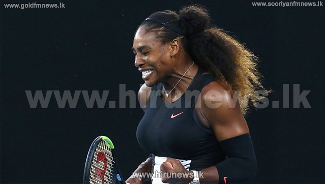 SERENA+WILLIAMS+BEAT+SISTER+TO+CLINCH+AUSTRALIAN+OPEN+TITLE