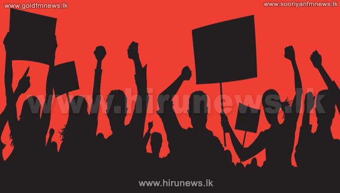 Protest+against+Ranjan+in+Mahara