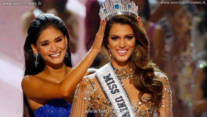 MISS+FRANCE+WINS+MISS+UNIVERSE+2017+COMPETITION