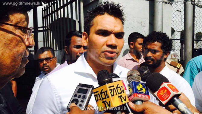 NAMAL+RAJAPAKSA+SAYS+HE+WILL+APPEAR+BEFORE+BRIBERY+COMMISSION+ON+FEBRUARY+15