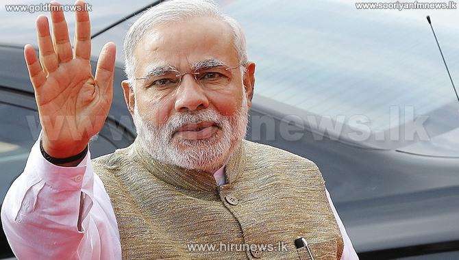 Indian+Prime+Minister+to+arrive+in+Sri+Lanka+for+International+Wesak+Festival