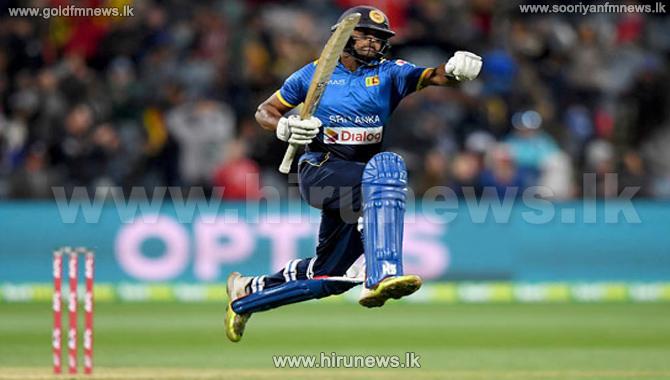 Gunaratne+blasts+Sri+Lanka+to+a+last-ball+T20+win+over+Australia++