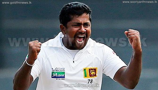 Rangana+Herath+to+Captain+Sri+Lanka+against+Bangladesh
