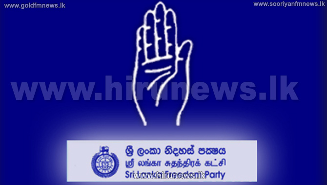 Former+Minister+Priyankara+attends+SLFP+central+committee+meeting