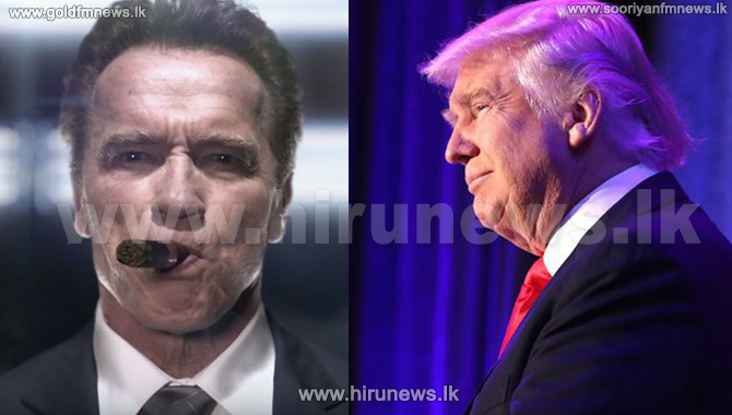 Donald+Trump+Claims+Arnold+Schwarzenegger+Was+Fired+From+%27Celebrity+Apprentice%27+Over+Ratings