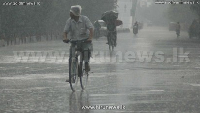 Rains to subside from tomorrow, water levels of Gin, and Kalu rivers continue to rise