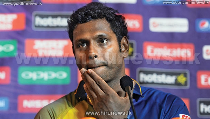 Mathews+appointed+as+ODI+captain