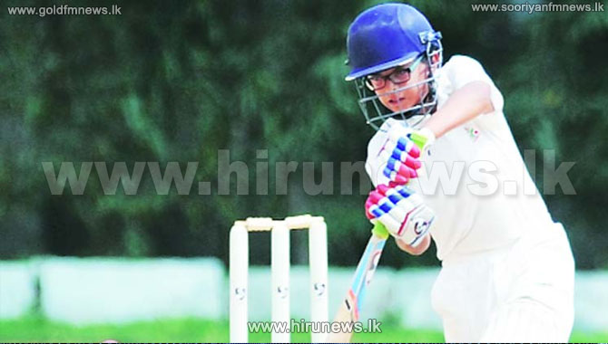 Rahul+Dravid%27s+son+shows+his+batting+prowess
