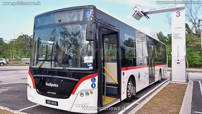 Electric+buses+to+be+added+to+SLTB+fleet