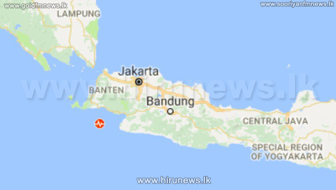 Earthquake+shakes+Jakarta