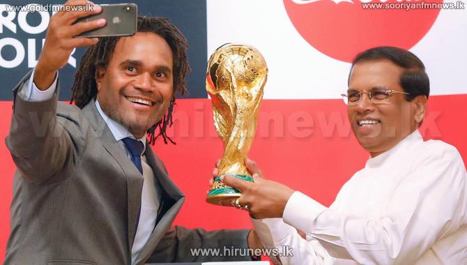 FIFA+World+Cup+in+Sri+Lanka