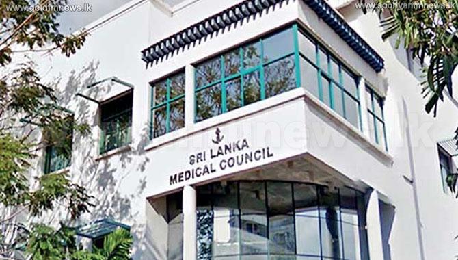 Sri+Lanka+Medical+Council+meets