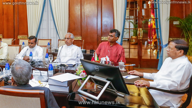 JO%2C+JVP+and+TNA+skip+party+leaders%27+meeting+convened+by+President