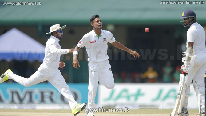 Sri+Lanka+-+Bangladesh+first+Test+drawn