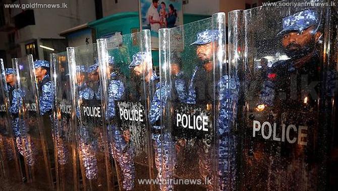Maldives+turmoil+%3A+Two+Supreme+Court+judges+arrested