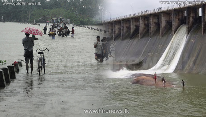 Old+Mannar+road+inundated