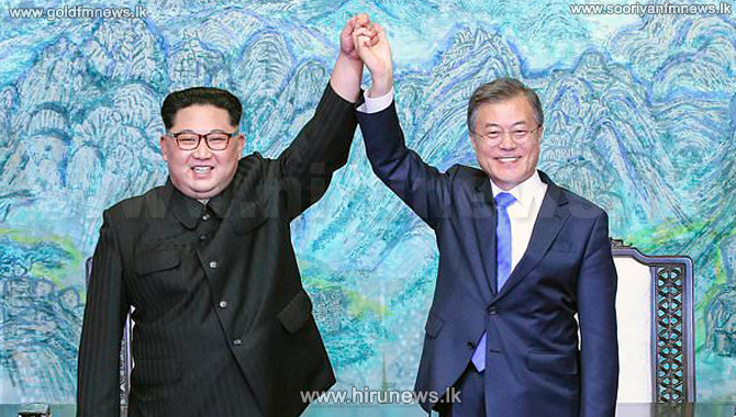 Goodwill+between+North+%26+South+Korea+further+improved