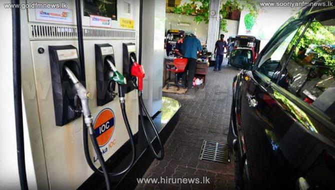 Lanka+IOC+increases+fuel+prices