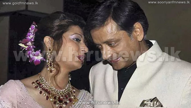 Indian+Congress+leader+Tharoor+named+as+a+suspect+in+wife%27s+death