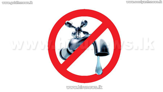 Water+cut+in+several+areas+of+Kalutara