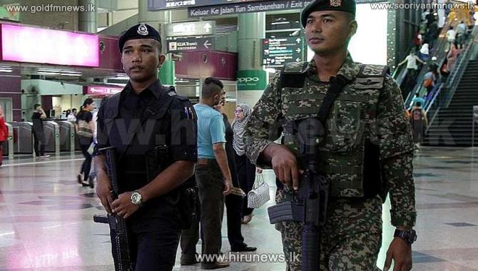 Malaysian+police+raids+former+PM%E2%80%99s+residence