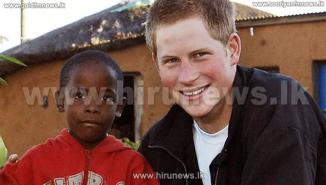 African+orphan+Prince+Harry+befriended+among+first+to+greet+newlyweds