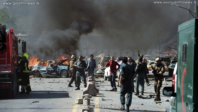 24+killed+at+a+rally+attended+by+the+Afghan+President+in+a+bomb+explosion