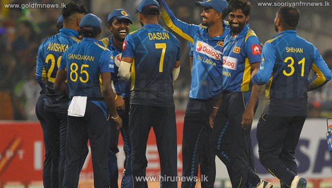A+Young+Sri+Lankan+Team+beat+the+Number+1+T20+side