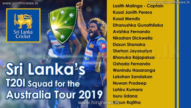 Malinga+and+three+others+return+to+Sri+Lanka+T20+Squad+for+Australia