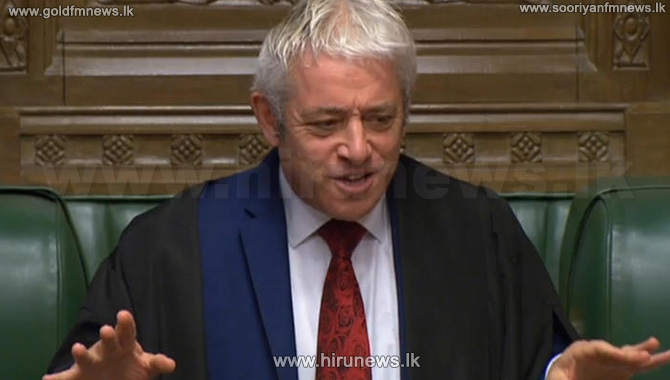 Brexit%3A+MPs%27+vote+on+deal+ruled+out+by+Speaker+John+Bercow