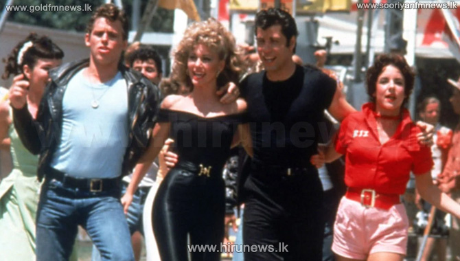 Olivia+Newton-John%27s+Grease+outfit+fetches+%24405%2C700+at+auction