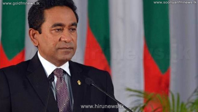 Maldives+former+President+Abdulla+Yameen+sentenced+to+five+years+in+prison