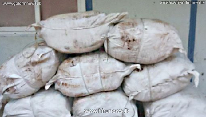 297+kilograms+of+beedi+found+from+the+coast+of++Mannar+