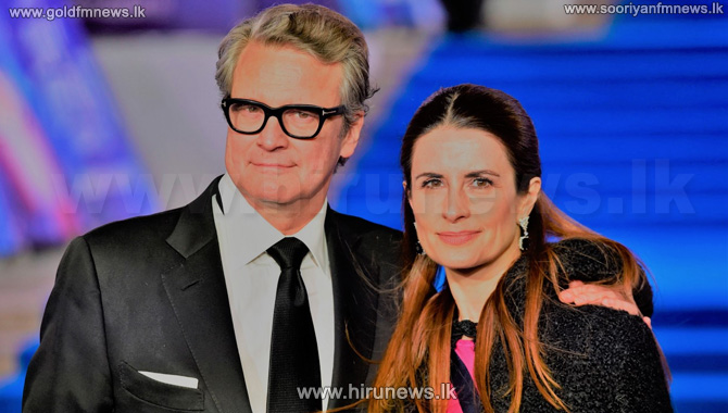 Colin+Firth+splits+from+wife+of+22+years