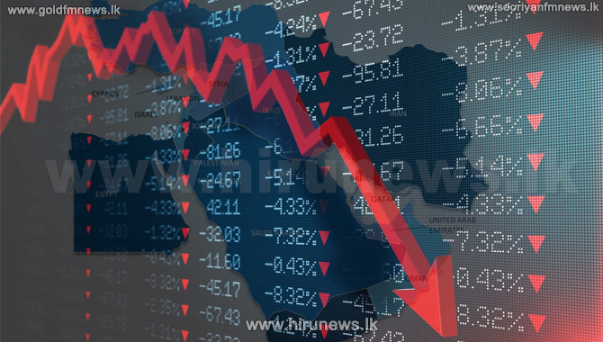Stock+market+down+in+heat+of+the+middle+eastern+conflict