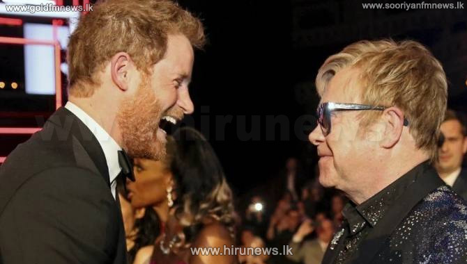 Sir+Elton+John+is+%27supporting%27+Prince+Harry+and+Duchess+Meghan