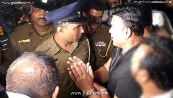 MP+Ranjan+Ramanayake+arrested+