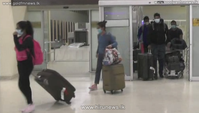 SL+students+arriving+from+Wuhan%2C+China+to+Special+Quarantine+Centre
