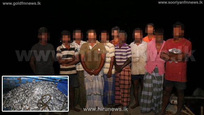11+Indian+fishermen+arrested