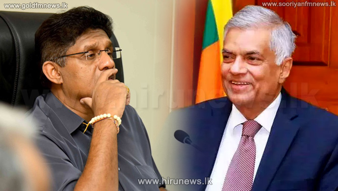 RANIL+AND+SAJITH+IN+A+RENDEZVOUS