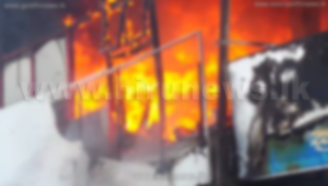 Fire+at+a+factory+in+Horana