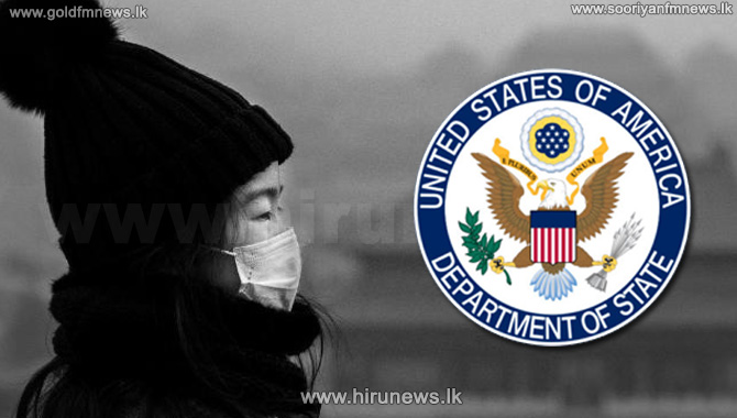 The+US+state+Department+announced+a+highest+level+warning+no+to+travel+China