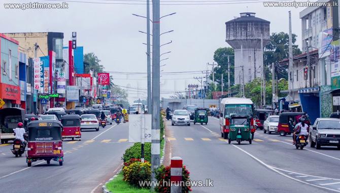 Special+traffic+plan+for+Kuliyapitiya+Town+tonight