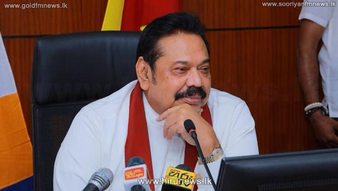 PM+Mahinda+Rajapaksa+to+visit+New+Delhi+today+