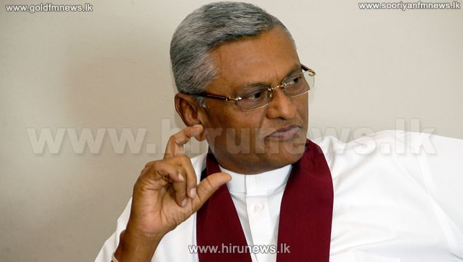MINISTER+CHAMAL+RAJAPAKSA+SAYS+THAT+RESERVING+A+PLACE+FOR+AGITATIONS+IS+SUITABLE